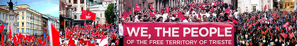 We the people of the Free Territory of Trieste
