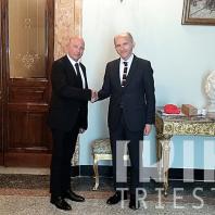 14 maggio 2015: incontro presso l'Ambasciata della Federazione Russa