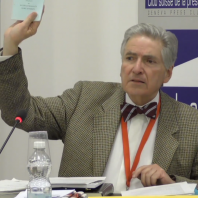 U.N. expert Alfred de Zayas about the Free Port of Trieste