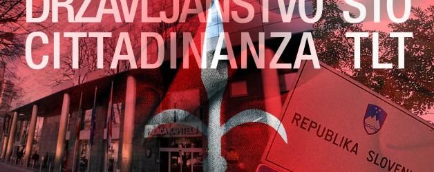 La Slovenia ha sentenziato a conferma della cittadinanza del Territorio Libero di Trieste!